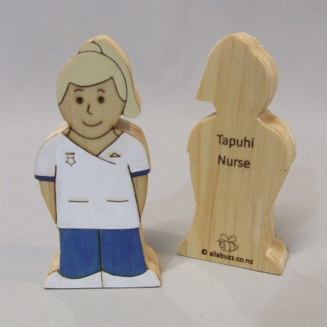 Our People at Work - Nurse