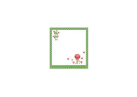 Happy Flower Pad