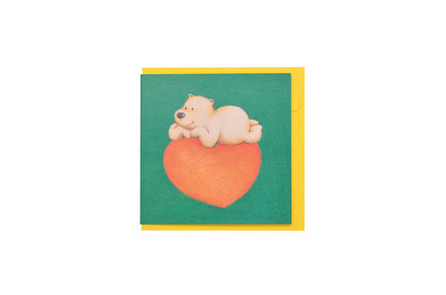 Bear on Heart ( MN020 )