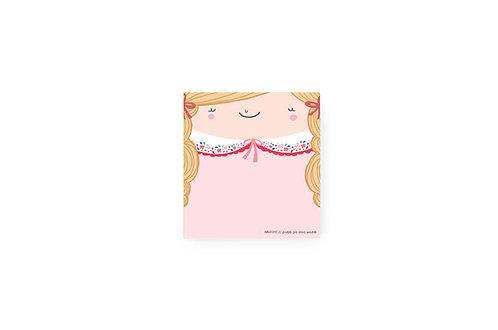 Happy girl Pad