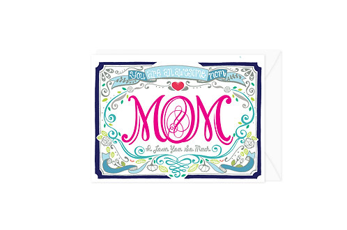 LOVE FRAME Eng. (MOTHER'S DAY)