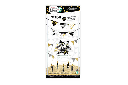 Sparkle Me Bunting