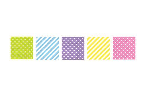 Mini Card Set ( MN132 - MN136 )