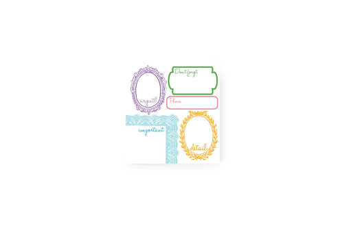 Note Pad ( NP245 )