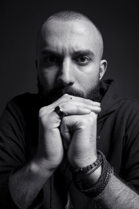 BURDEN  | DJ |   Owner of Aurea Records.  A punk soul driven by an industrial, yet organic essence.