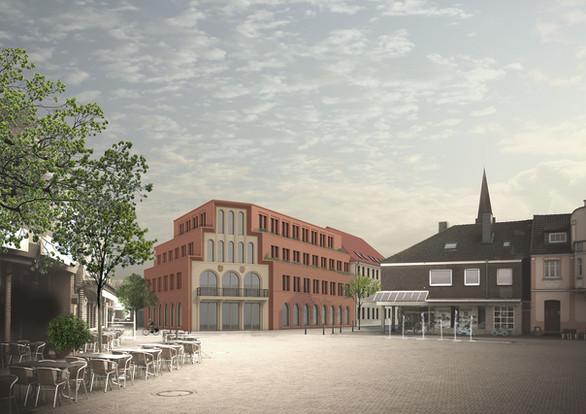 Rathaus Olfen
