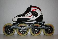 Tempish Speed Racer III 100mm wielen skeeler