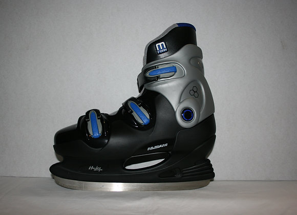 Nijdam ijshockeyschaats hardboot