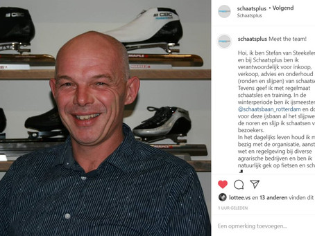 Meet the team! Schaatsplus