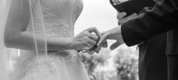 wedding black white denver