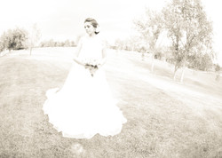 wedding bride denver photography