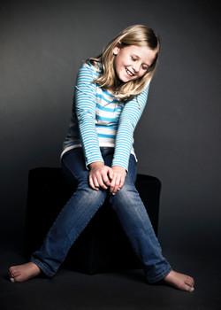 teen smile girl female portrait