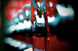 high school lockers locks