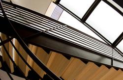 interior stair case