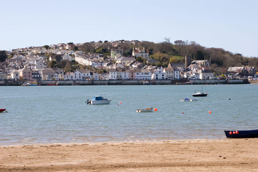 Appledore from the Shore of Instow