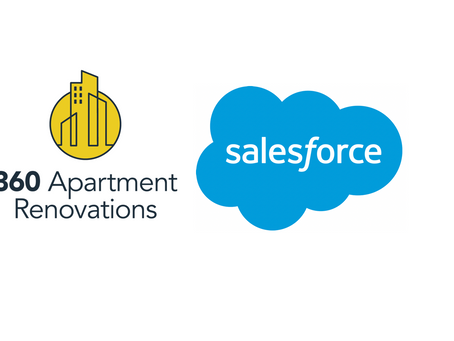 360 Apartment Renovations enhances productivity and customer satisfaction with Salesforce