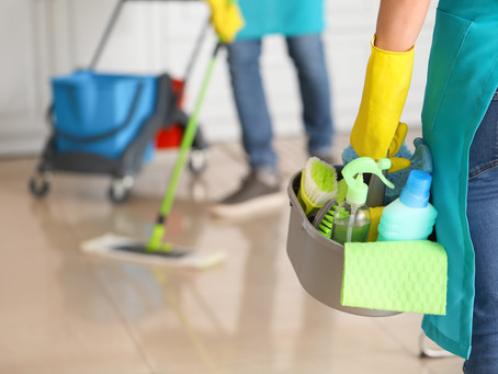 Why choose us for your Housekeeping needs...