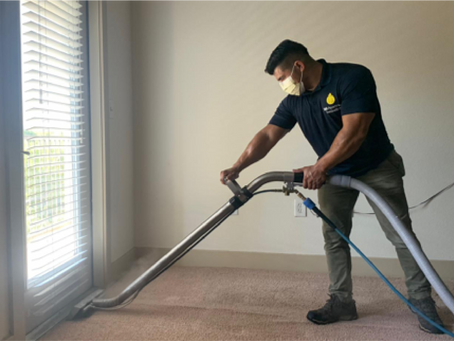 Why choose us for your Carpet Cleaning & Water Extraction needs...