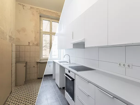 Why choose us for your Apartment Renovation needs...