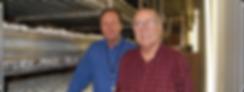Darrell and Greg McLain