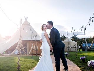 MR & MRS ASHLING - Teepee Tent Hire