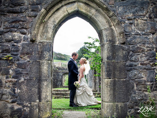 MR & MRS RIGBY - Whalley Abbey