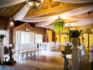 Charnock Farms Wedding Open Day - Bridal Catwalk