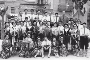 Grup de grans de l'Esbart (1949)
