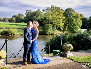 MR & MRS WATSON - Astley Hall, Chorley