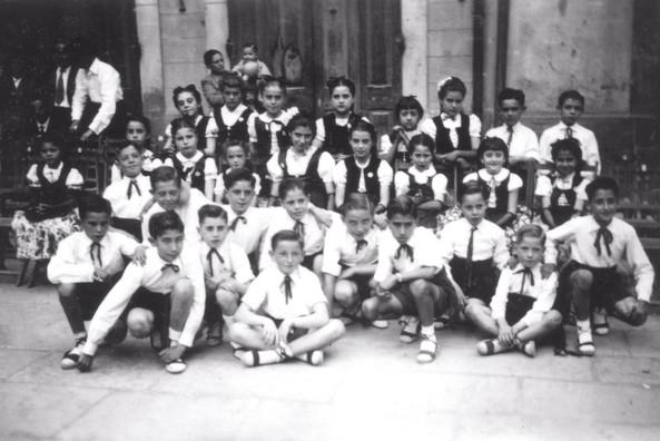 Grup de petits de l'Esbart (1949)