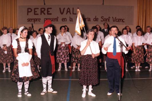 Homenatge a Pere Vall