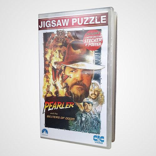 Limited Edition Retro Jigsaw