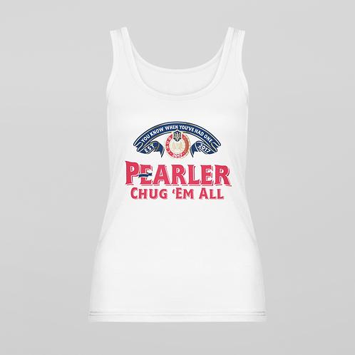 Pearler Peroni Ladies Vest