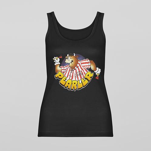 Pearler Tidy Darts Ladies Vest