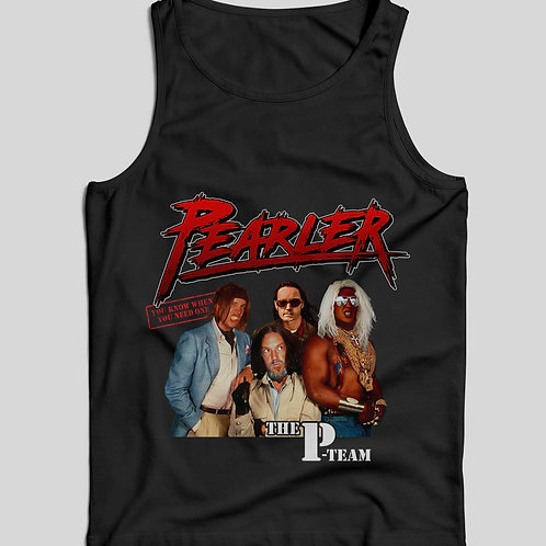 Pearler P Team Mens Vest