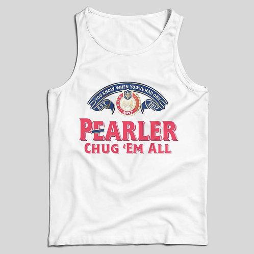 Pearler Peroni Mens Vest