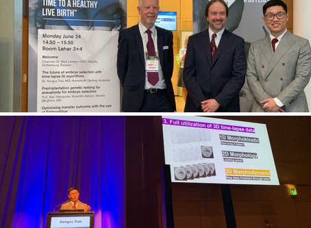Harrison.ai presents IVY at the 2019 ESHRE conference