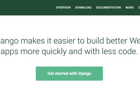 Django: The Perfect Tool for Rapid Web Development