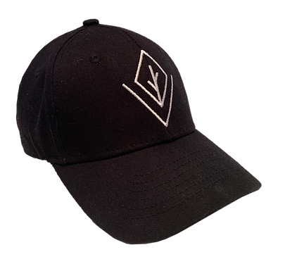 Origin Black Baseball Cap