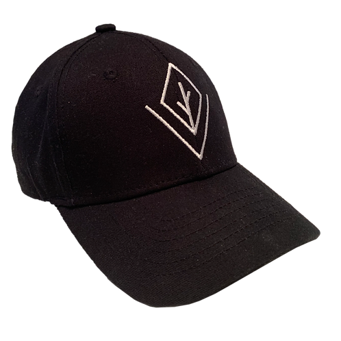 Origin Black Baseball Cap