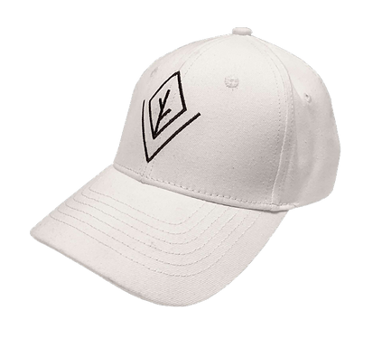 Origin White Baseball Cap