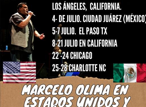 Agenda de Usa y México 2019