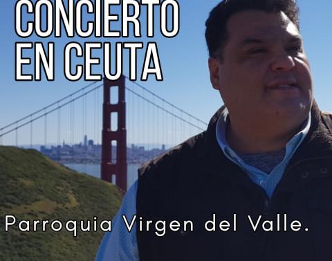 Estaremos dando un Concierto en Ceuta, el 27 de Abril.