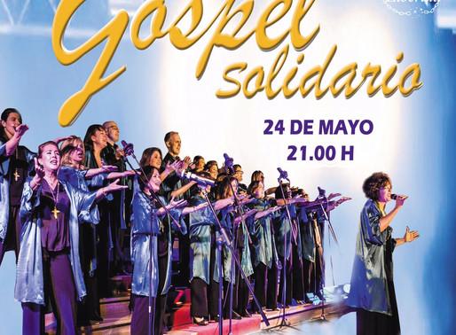 Concierto Benéfico en Madrid.
