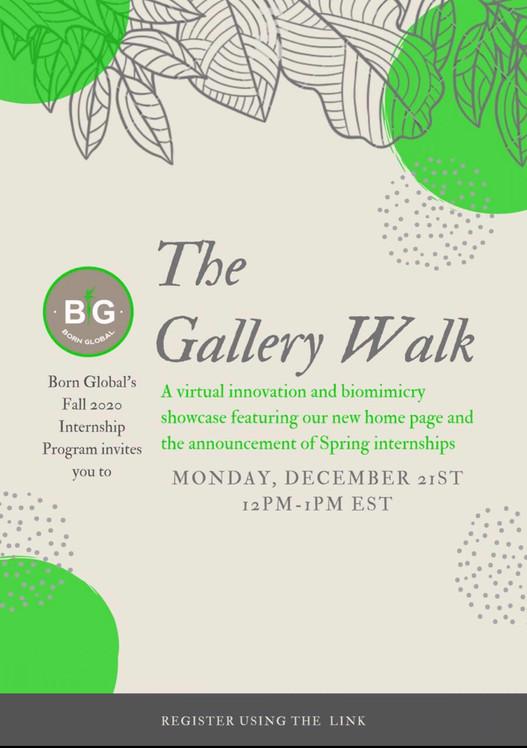 Gallery Walk Fall 2020