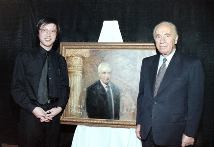 Mr. Shimon Peres
