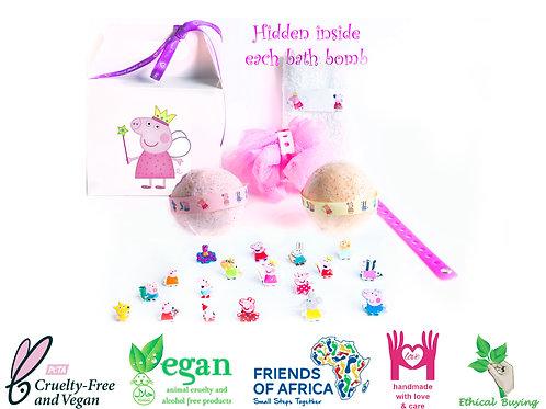 Peppa Pig Hidden Inside Gift Set