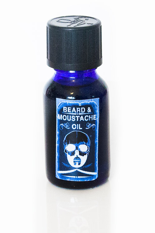 The Real Man Beard Oil
