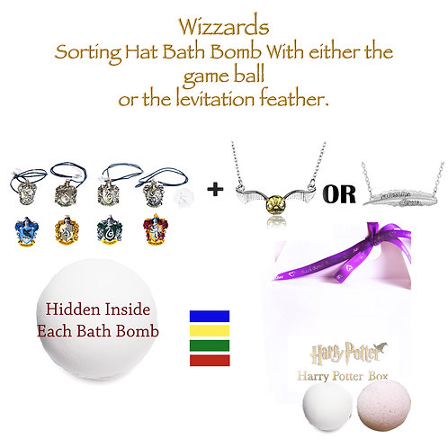 Harry Potter Themed Gift Set