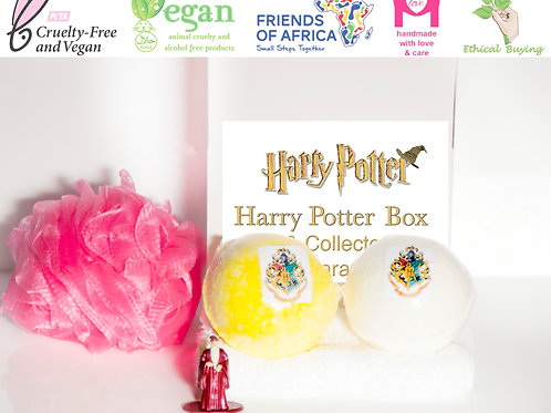 Harry Potter Special Edition Collectors Figure Gift Box